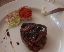 Great steakhouse in Cluj