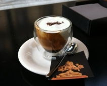 Great coffee and nice atmosphere