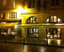 A nice traditional French restaurant in Ile de la Cité