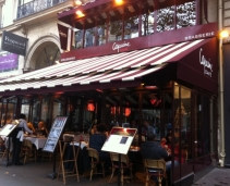 A nice typical brasserie between Opéra & Madeleine