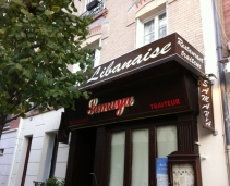 A nice Lebanese Restaurant in Boulogne Billancourt