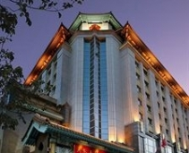 Well located hotel in the center of Beijing