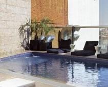 Nice Hotel, perfectliy located, roof top terrace