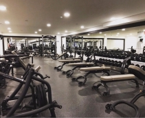 Low cost gym near IE