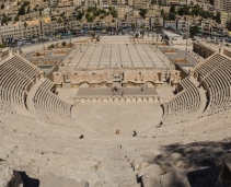The Roman Theatre/Amman