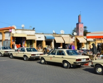 Taxis in Morocco