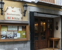 Most popular tapas restaurant in Segovia