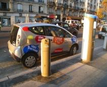 Great transportation mean in Paris!