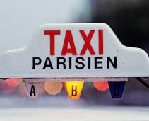 Taxis in Paris