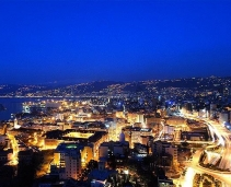 Walking tour of Beirut City Center