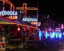 Bars, Clubs, Restaurants and Shops!