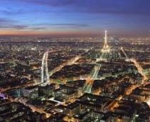 Paris, city of Light