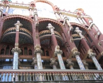 Barcelona: the heart of Cataluna and Modernism