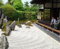 Fantastic gardens, palaces and temples