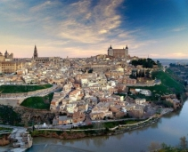 The city of 3 Cultures: a masterpiece near Madrid