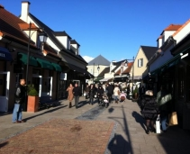 The best Shopping Mall and outlet shops east of Paris