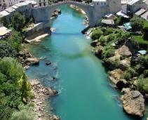 Mostar Bridge: a symbol of multiculturalism