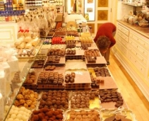 One of the best chocolatier in Brussels