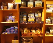 A nice place to shop for some delicious biscuits and not only