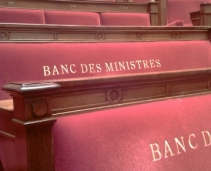 To visit during the Journée du Patrimoine or by invitation from a MP.