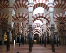A Cathedral and a Mosque in an amazing mixture of Architectures!