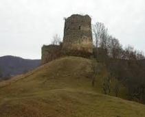 The Fortress of Bologa, Cluj County, Romania