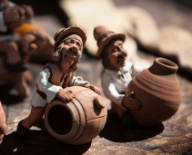 Sighisoara Traditional Art Galleries - Romanian Crafts