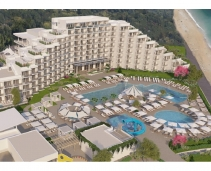 Hotel Paradise Blue, Albena, Bulgaria